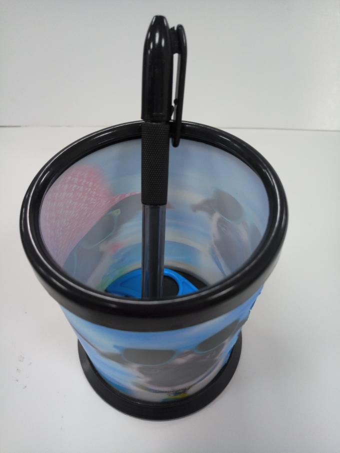 3D Lenticular Printing Service / Plastic Pencil Holder for School and office