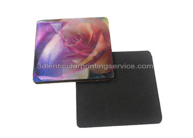 China 3D Lenticular Placemats Cork Backed Heat Resistant  EVA / Cork Coaster PET 0.6mm Thickness supplier