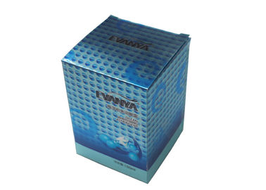 China Cosmetic Box 3D Lenticular Paper Packaging Boxes Custom Design Folding supplier