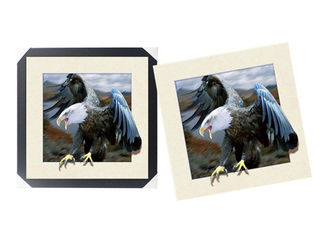 China Lovely Cute Animal Art Printing 5d Lenticular Picture / HD Animal Pictures supplier