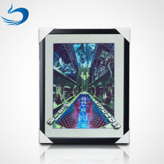 China High Definition 3D Lenticular Pictures For Home Decoration / 5D Lenticular 3D Poster supplier